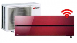 Mitsubishi Electric Dimond Rood - Airconditioning & warmtepomp Service Nederland