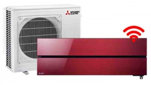 Mitsubishi Electric Ruby Red 5-6 kW - Airconditioning & warmtepomp Service Nederland